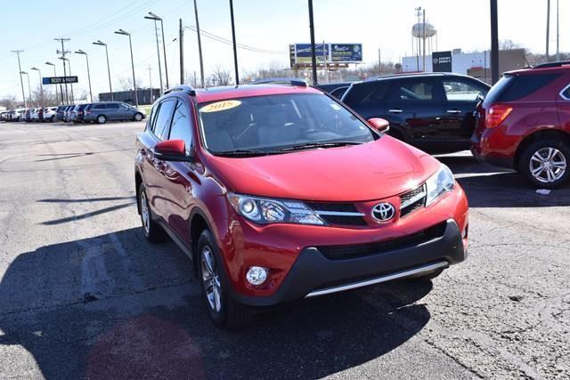2015 toyota rav4 xle awd xle 4dr suv for sale in elkhart indiana classified. Black Bedroom Furniture Sets. Home Design Ideas