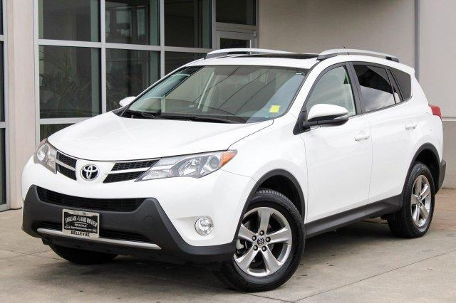2015 toyota rav4 xle awd xle 4dr suv for sale in bellevue washington classified. Black Bedroom Furniture Sets. Home Design Ideas