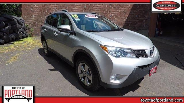 2015 toyota rav4 xle awd xle 4dr suv for sale in portland oregon classified. Black Bedroom Furniture Sets. Home Design Ideas
