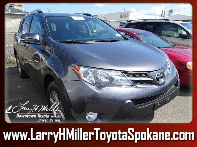 2015 toyota rav4 xle awd xle 4dr suv for sale in spokane washington classified. Black Bedroom Furniture Sets. Home Design Ideas