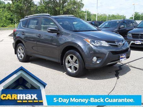 2015 toyota rav4 xle awd xle 4dr suv for sale in cincinnati ohio classified. Black Bedroom Furniture Sets. Home Design Ideas