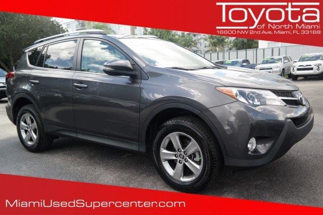 2015 toyota rav4 xle awd xle 4dr suv for sale in miami florida classified. Black Bedroom Furniture Sets. Home Design Ideas