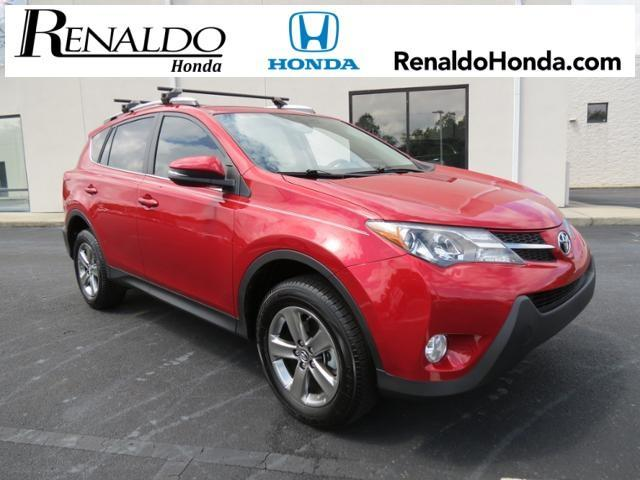 2015 toyota rav4 xle xle 4dr suv for sale in shelby north carolina classified. Black Bedroom Furniture Sets. Home Design Ideas