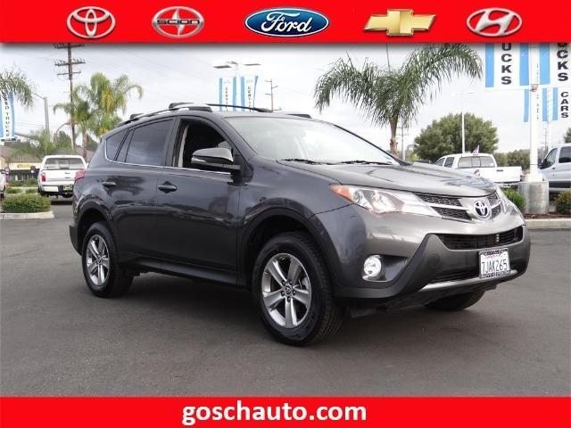 2015 toyota rav4 xle xle 4dr suv for sale in hemet california classified. Black Bedroom Furniture Sets. Home Design Ideas