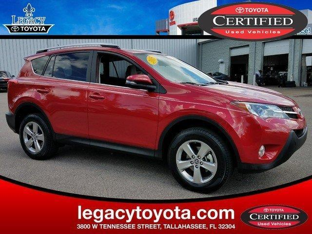 2015 toyota rav4 xle xle 4dr suv for sale in tallahassee florida classified. Black Bedroom Furniture Sets. Home Design Ideas