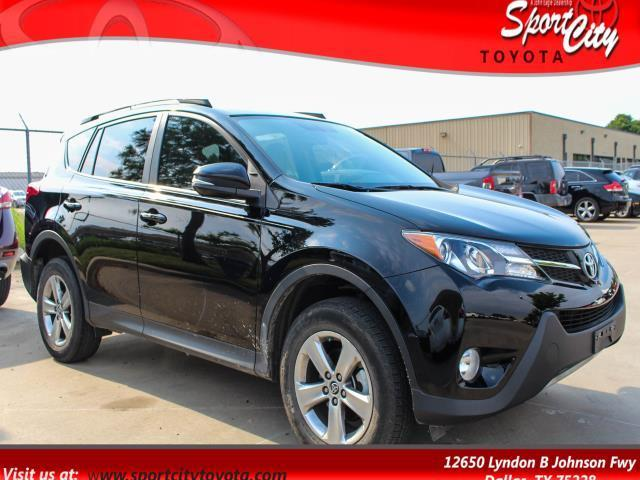 2015 Toyota Rav4 Xle Xle 4dr Suv For Sale In Dallas Texas