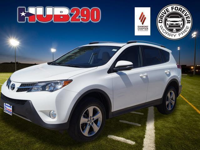 2015 toyota rav4 xle xle 4dr suv for sale in houston texas classified. Black Bedroom Furniture Sets. Home Design Ideas