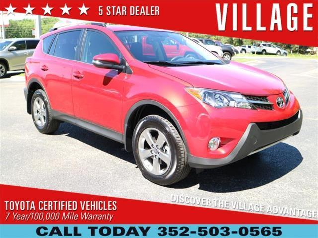 2015 toyota rav4 xle xle 4dr suv for sale in homosassa florida classified. Black Bedroom Furniture Sets. Home Design Ideas