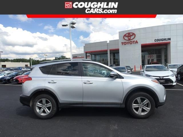2015 toyota rav4 xle xle 4dr suv for sale in newark ohio classified. Black Bedroom Furniture Sets. Home Design Ideas