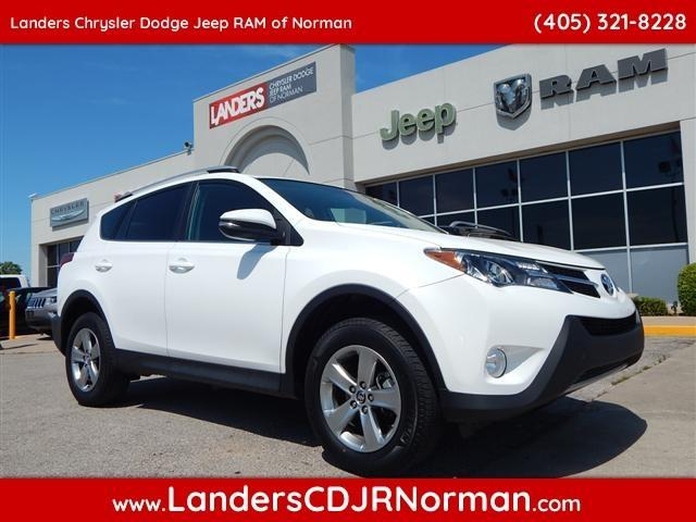 2015 toyota rav4 xle xle 4dr suv for sale in norman oklahoma classified. Black Bedroom Furniture Sets. Home Design Ideas