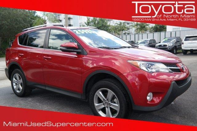2015 toyota rav4 xle xle 4dr suv for sale in miami florida classified. Black Bedroom Furniture Sets. Home Design Ideas