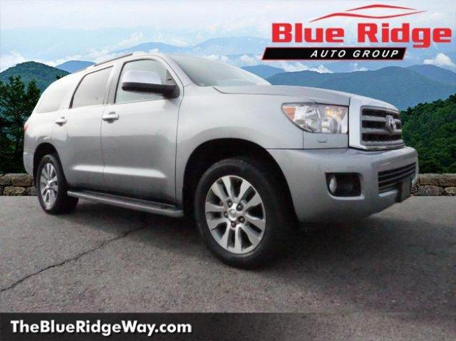 2015 Toyota Sequoia 4WD Limited