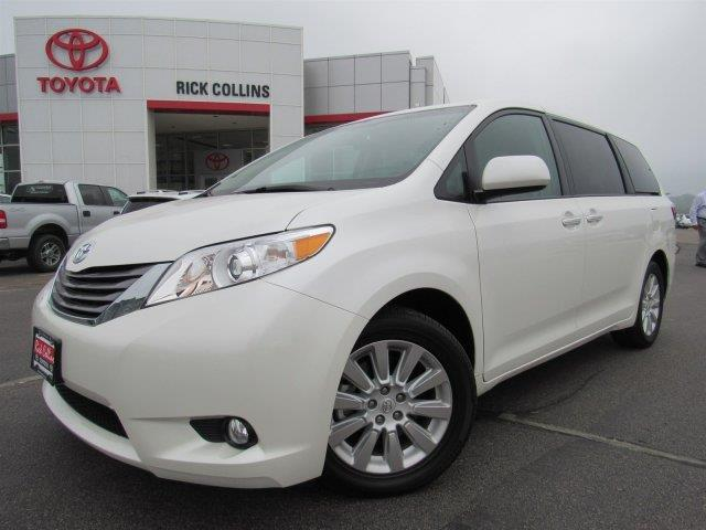 2015 Toyota Sienna Limited 7-Passenger AWD Limited