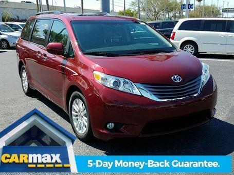 2015 Toyota Sienna Limited 7-Passenger Limited