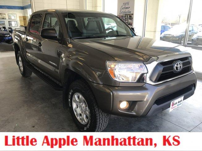 2015 toyota tacoma 4x4 double cab for sale in manhattan kansas classified. Black Bedroom Furniture Sets. Home Design Ideas