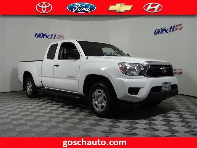 2015 Toyota Tacoma Base 4x2 Base 4dr Access Cab 6.1 ft