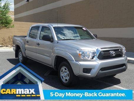 2015 Toyota Tacoma Base 4x2 Base 4dr Double Cab 5.0 ft
