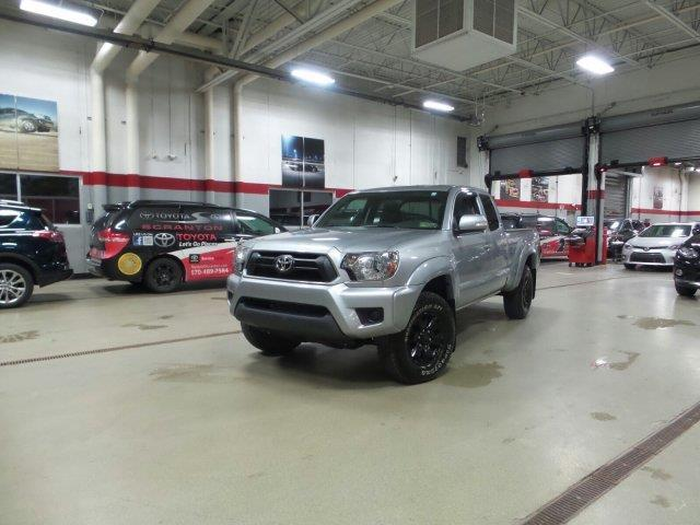 2015 Toyota Tacoma Base 4x4 Base 4dr Access Cab 6.1 ft