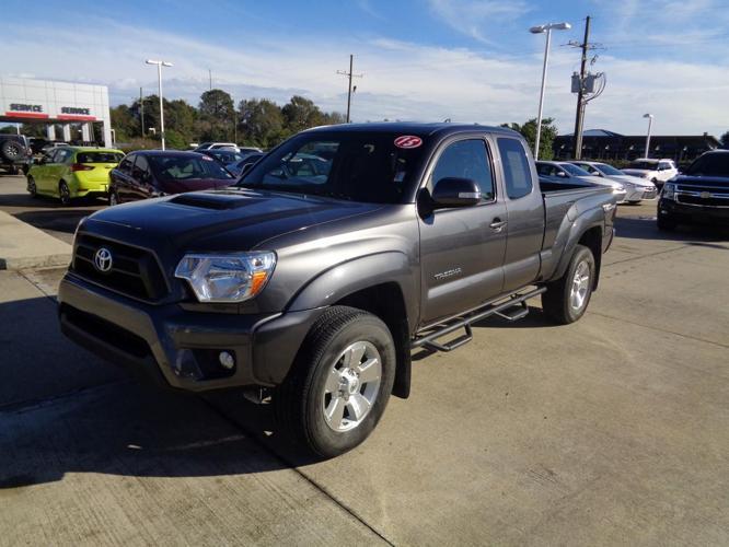 2015 Toyota Tacoma Prerunner V6 4x2 Prerunner V6 4dr