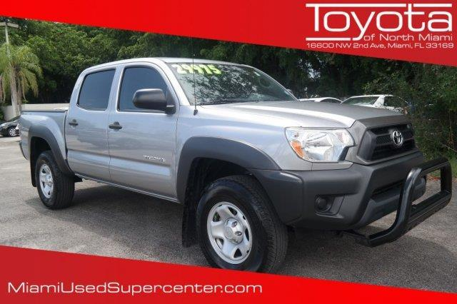 2015 toyota tacoma prerunner v6 4x2 prerunner v6 4dr double cab 5 0 ft sb 5a for sale in miami. Black Bedroom Furniture Sets. Home Design Ideas