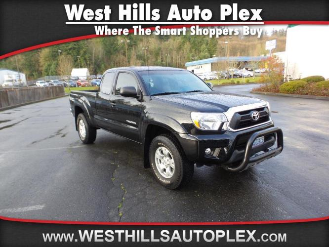 2015 toyota tacoma trd pro 4x4 trd pro 4dr access cab 6 1 ft sb 5a for sale in bremerton. Black Bedroom Furniture Sets. Home Design Ideas