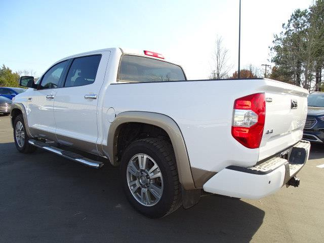 2015 Toyota Tundra 1794 Edition 4x4 1794 Edition 4dr