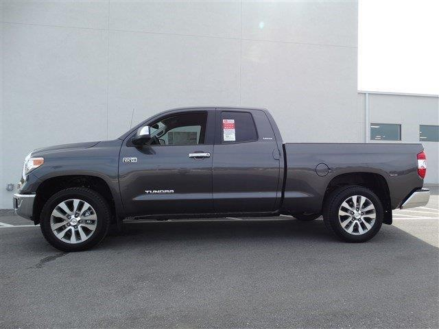 2015 Toyota Tundra 4x4 Limited 4dr Double Cab Pickup Sb 5