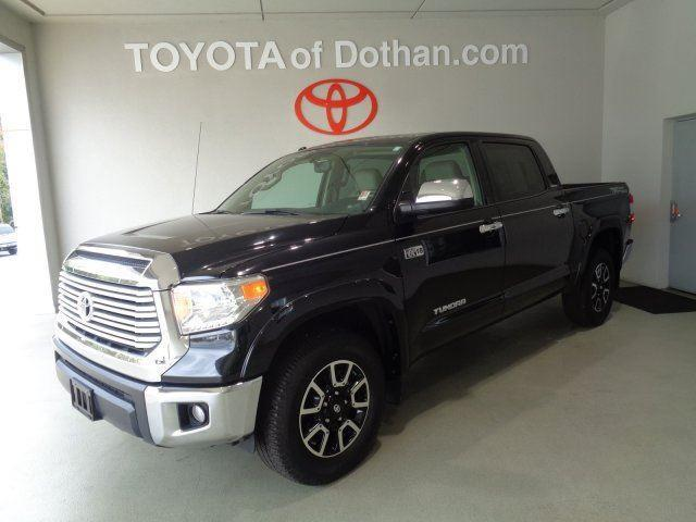 2015 Toyota Tundra Limited 4x2 Limited 4dr CrewMax Cab