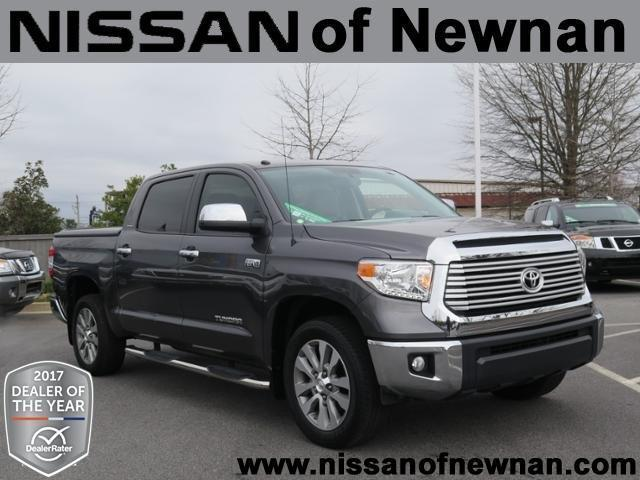2015 toyota tundra limited 4x2 limited 4dr crewmax cab pickup sb 5 7l v8 for sale in newnan. Black Bedroom Furniture Sets. Home Design Ideas