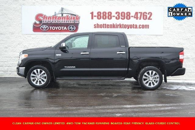 2015 Toyota Tundra Limited 4x4 Limited 4dr CrewMax Cab