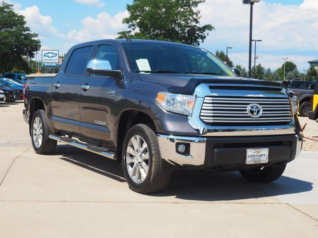 2015 toyota tundra limited 4x4 limited 4dr crewmax cab pickup sb 5 7l v8 ffv for sale in. Black Bedroom Furniture Sets. Home Design Ideas