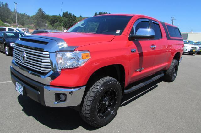 2015 Toyota Tundra Limited 4x4 Limited 4dr Double Cab