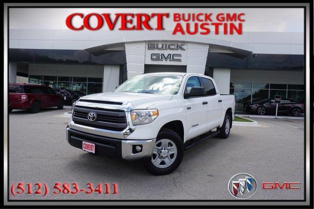 Covert Gmc Austin >> 2015 Toyota Tundra SR5 4x2 SR5 4dr CrewMax Cab Pickup SB (5.7L V8) for Sale in Austin, Texas ...