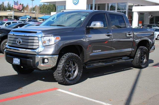 2015 Toyota Tundra Trd Pro 4x4 Trd Pro 4dr Crewmax Cab