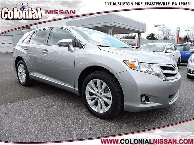 2015 toyota venza le awd le 4dr crossover for sale in langhorne pennsylvania classified. Black Bedroom Furniture Sets. Home Design Ideas