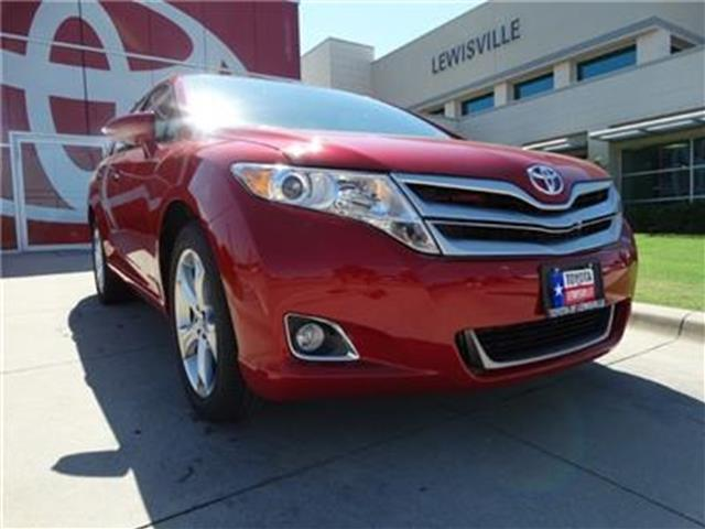 2015 toyota venza xle v6 4dr wagon for sale in lewisville texas classified. Black Bedroom Furniture Sets. Home Design Ideas