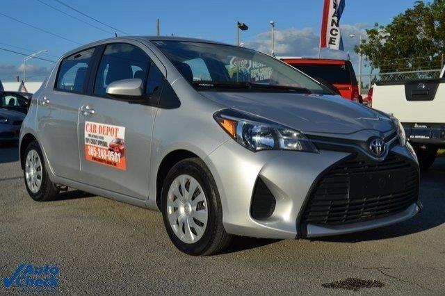 2015 Toyota Yaris 5 Door L L 4dr Hatchback For Sale In