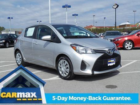 2015 Toyota Yaris 5-Door L L 4dr Hatchback