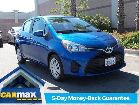 2015 Toyota Yaris 5 Door Le Le 4dr Hatchback For Sale In