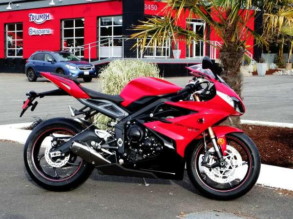 2015 triumph daytona 675 abs for sale in port orchard washington classified. Black Bedroom Furniture Sets. Home Design Ideas