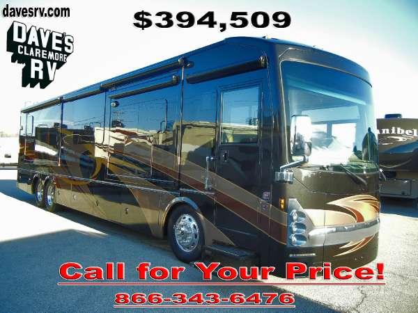 2015 Tuscany By Thor Motor Coach 42HQ For Sale In