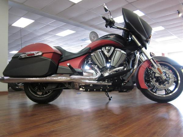 2015 Victory Cross Country For Sale In Knoxville
