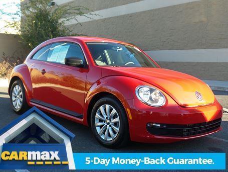 2015 Volkswagen Beetle 1.8T Entry PZEV 1.8T Entry PZEV