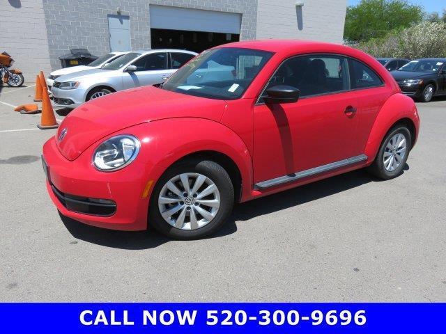Larry Miller Volkswagen >> 2015 Volkswagen Beetle 1.8T Entry PZEV 1.8T Entry PZEV 2dr ...