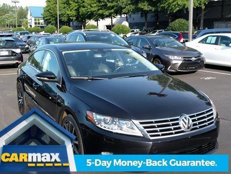 2015 Volkswagen CC Executive Executive 4dr Sedan