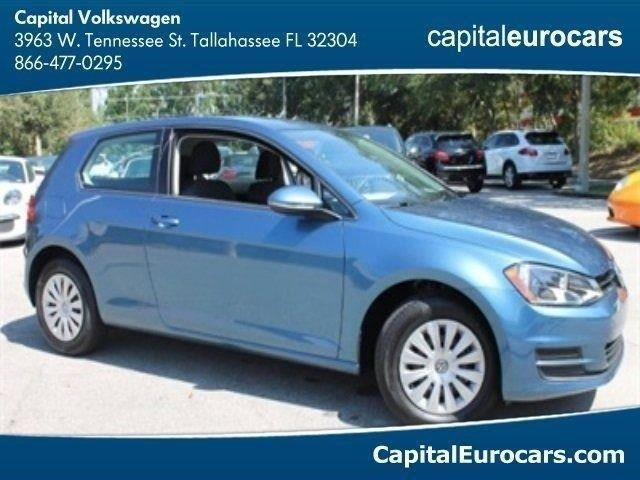 2015 volkswagen golf 1 8t launch edition pzev 2dr hatchback 5m for sale in tallahassee florida. Black Bedroom Furniture Sets. Home Design Ideas