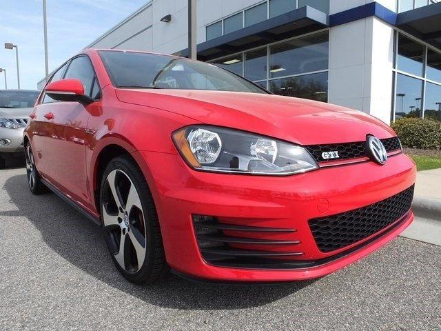 2015 volkswagen golf gti wake forest nc for sale in wake forest north carolina classified. Black Bedroom Furniture Sets. Home Design Ideas