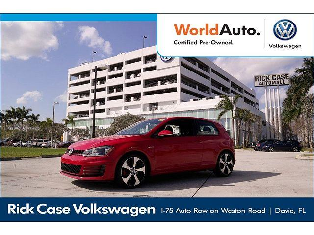 2015 Volkswagen Golf S
