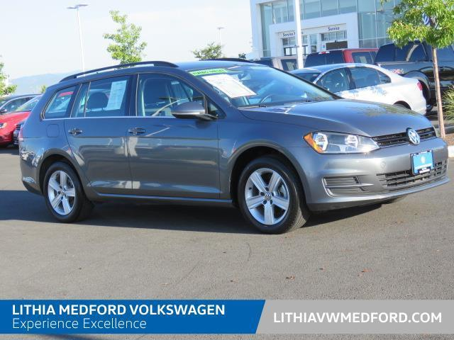 2015 volkswagen golf sportwagen tdi s tdi s 4dr wagon 6a for sale in medford oregon classified. Black Bedroom Furniture Sets. Home Design Ideas