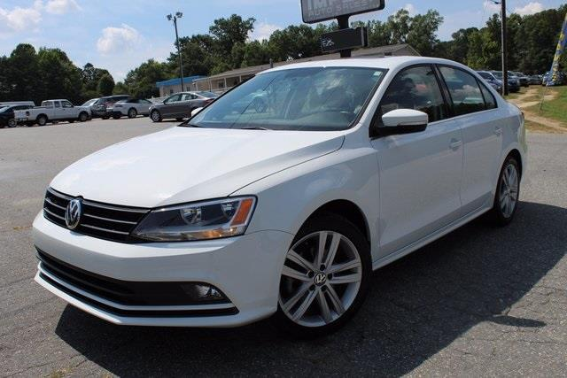 volkswagen jetta tdi se tdi se dr sedan  wconnectivity  sale  greensboro north
